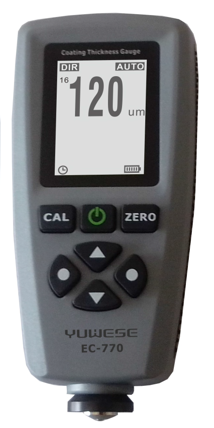 EC 770 Coating thickness gauge