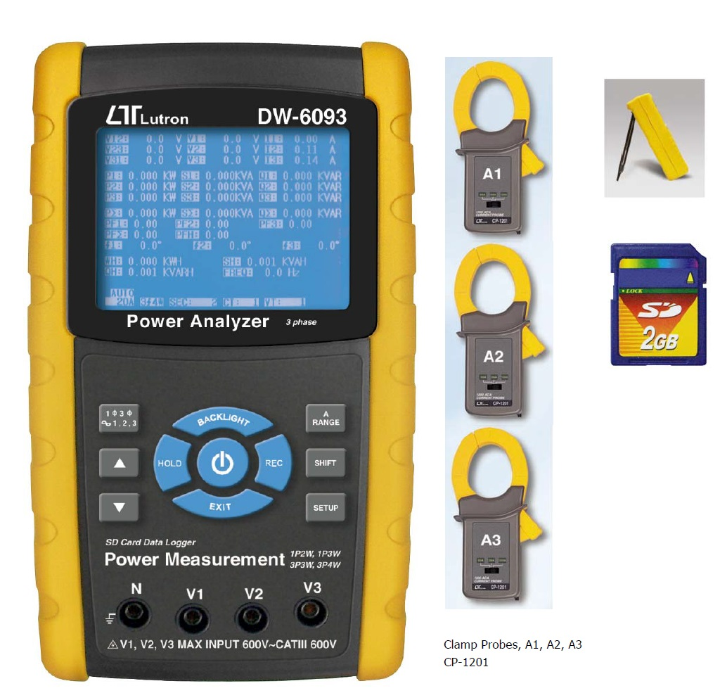 Power Analyser DW 6093